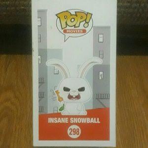 Funko Pop Insane Snow Ball